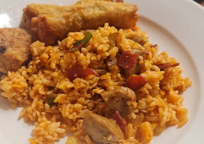 Resep Nasi Goreng Korea Gochujang Oleh Inirini25 Cookpad