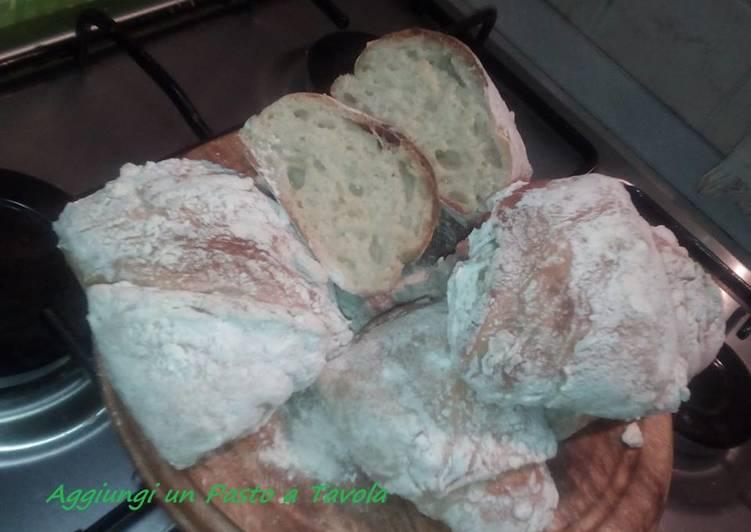 Recipe: Tasty Pane fatto in casa: ricetta facile al forno