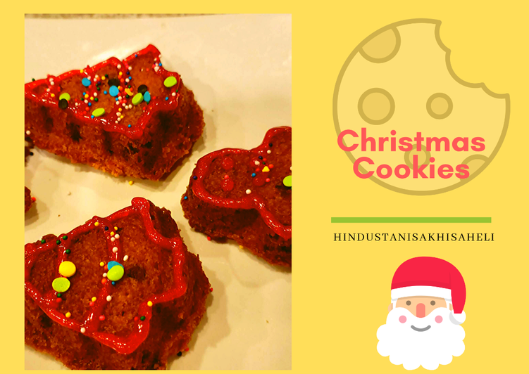 Christmas Cookie|Holiday recipe