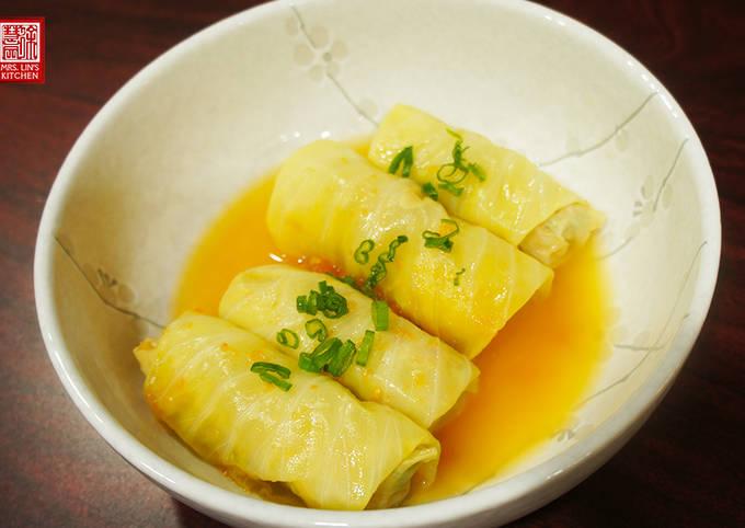Japanese Cabbage Rollsロールキャベツ