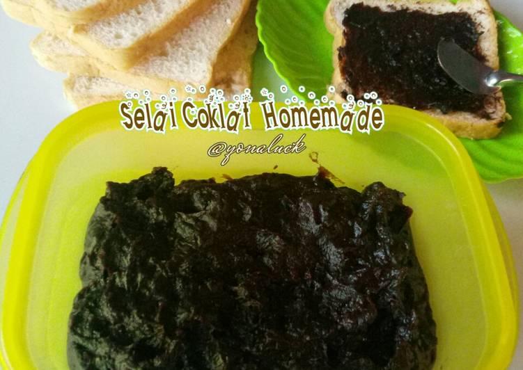 Resep Selai Coklat Homemade, Sempurna