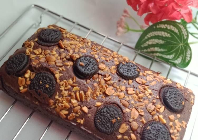 Resep (21) Brownies Panggang Anti Gagal