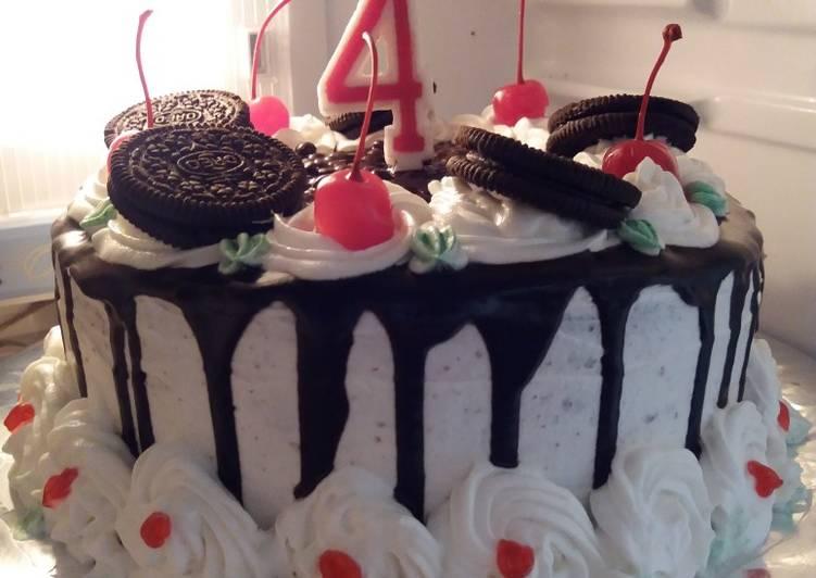 Black forest (kue ulang tahun)