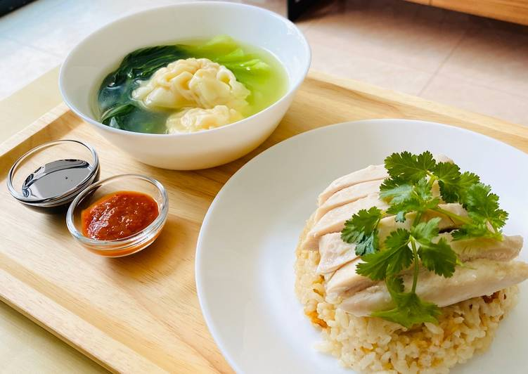 Recipe of Ultimate Chicken rice