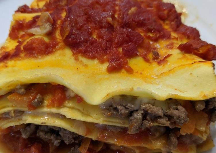 Les lasagnes de belle-maman 🇮🇹