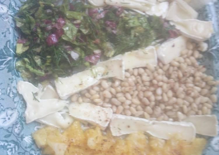 салат сусамыр рецепт с фото вот