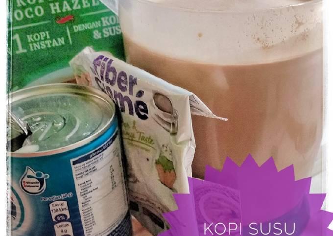 Kopi Susu Satu Teko.By A.NoviE