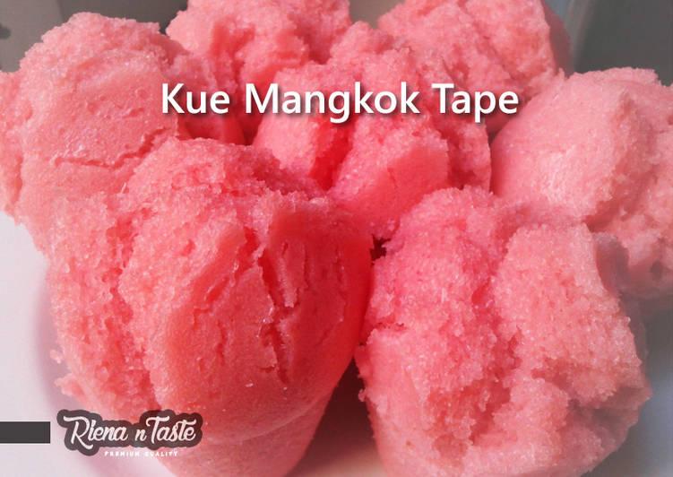 Kue Mangkok Tape