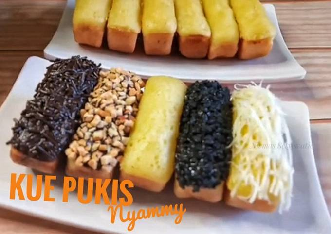 Resep Kue Pukis Nyammy, Sempurna
