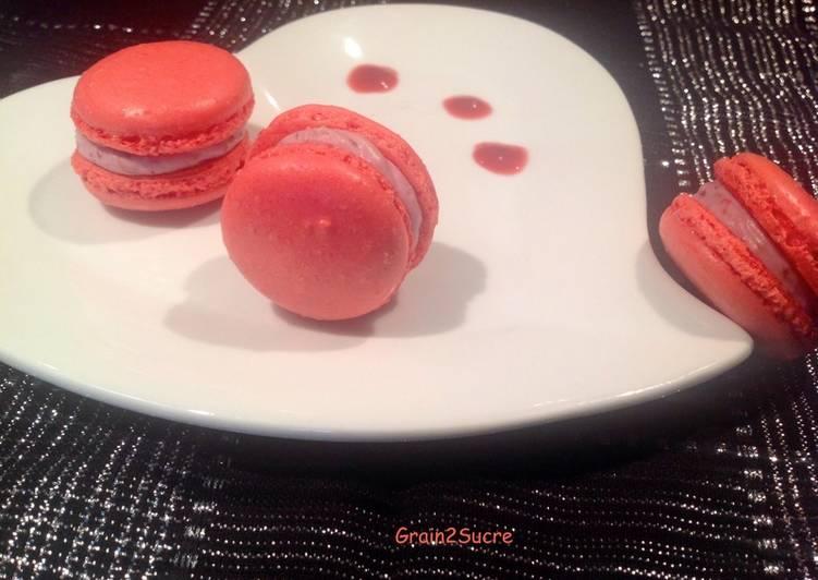 Macaron Kirsch Griottes