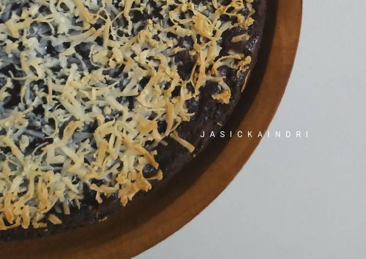 Brownies Coklat Nutricake No Mixer
