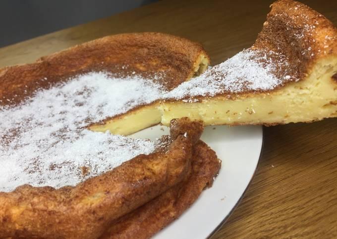 Gâteau au yaourt crémeux et léger sans gluten