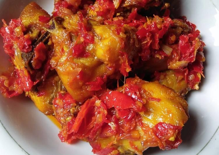 Ayam Balado Petcah