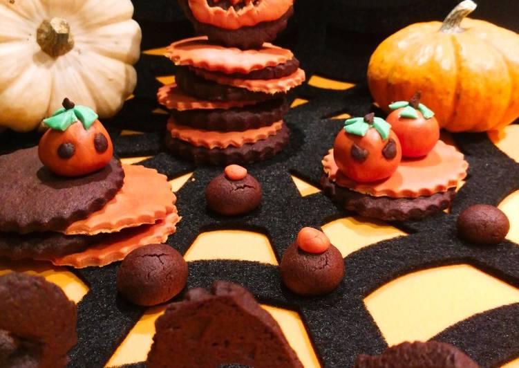 Ricetta Biscotti di Frolla cioccolato sa aromatizzati alla vaniglia