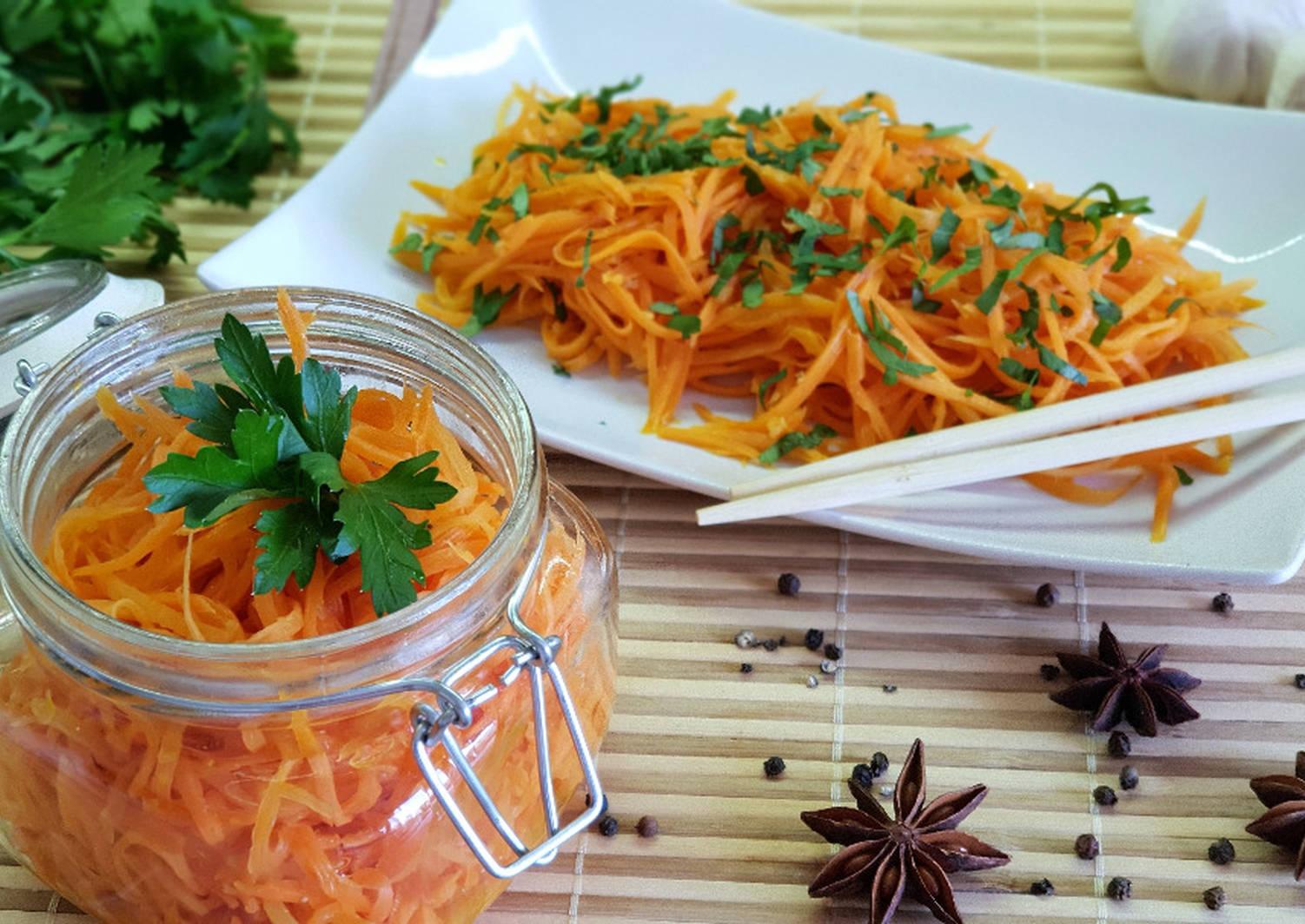 могут быть морковь по корейски на зиму рецепты с фото заинтересована