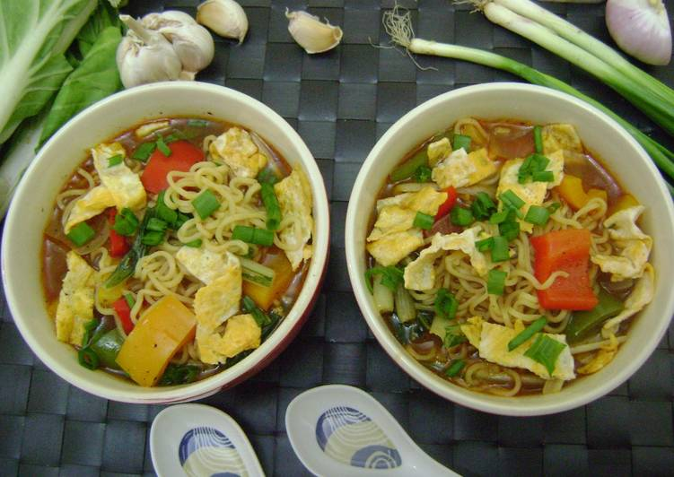 Recipe: Perfect Thukpa (Noodle Soup)