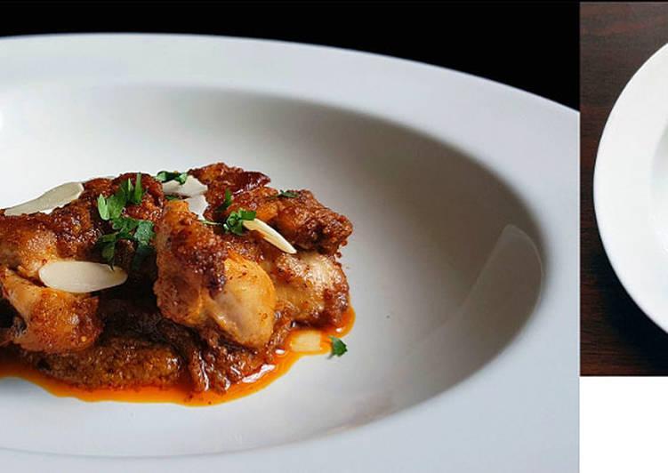 Simple Way to Prepare Speedy Chicken Korma