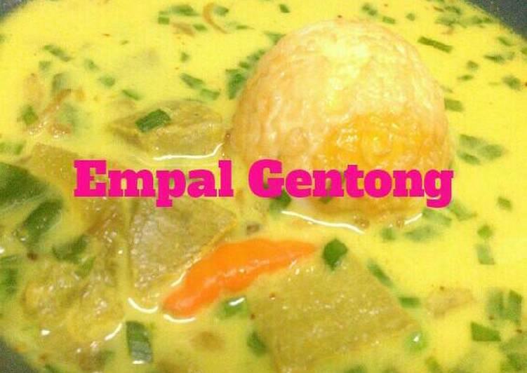Resep Empal Gentong wajib dicoba