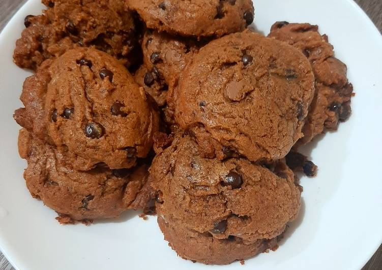 Tasty Chocolate Chip Cookies