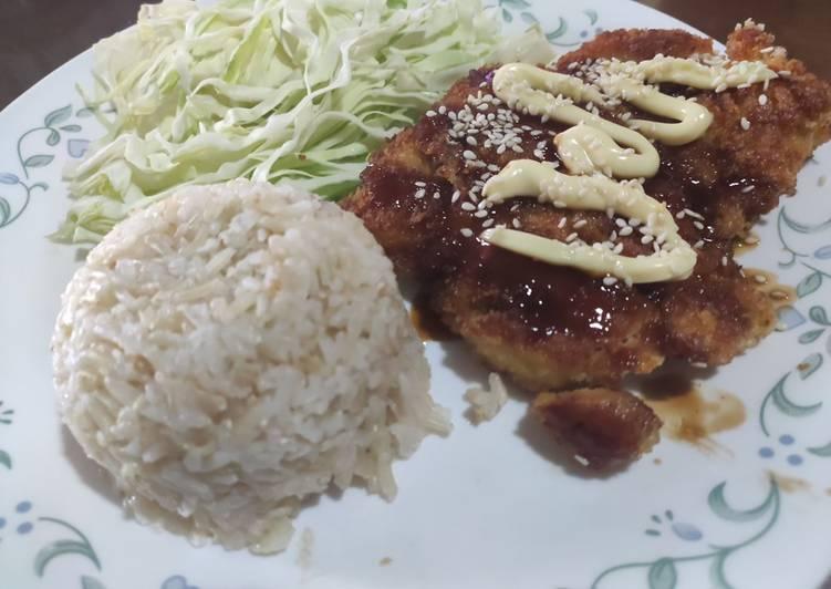Absolutely Ultimate Dinner Ideas Winter Chicken tonkatsu