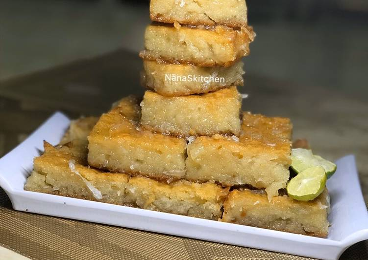 The Meals You Choose To Feed On Will Effect Your Health Basbousa (The semovita cake)