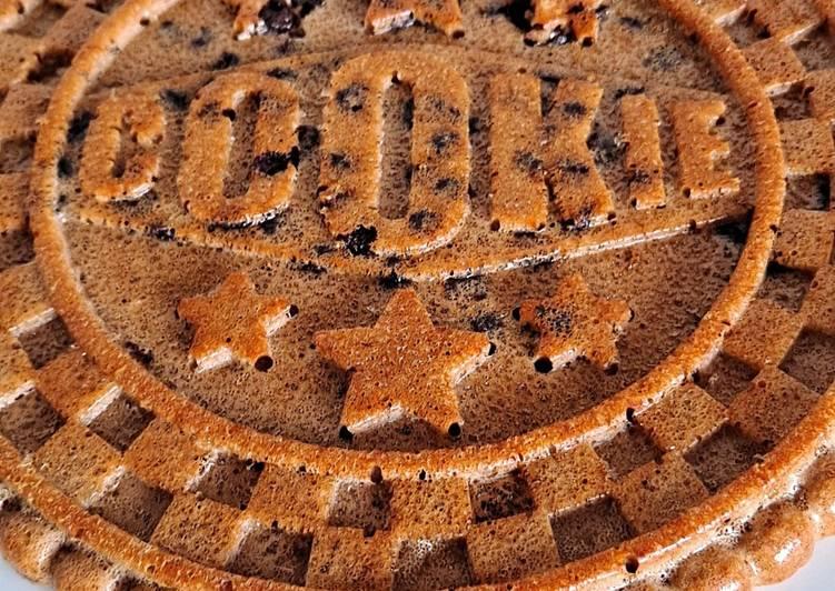 Comment faire Préparer Appétissante Gateau cookie sans huile sans beurre