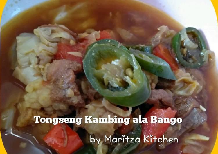 Tongseng Kambing ala Bango - cookandrecipe.com