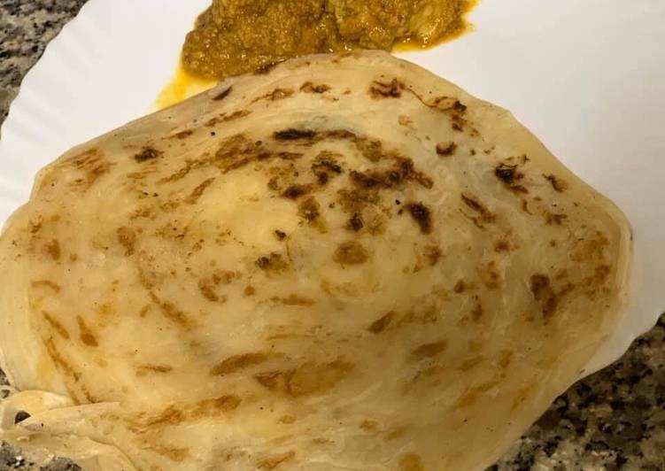 Simple Way to Prepare Any-night-of-the-week Kerala Paratha
