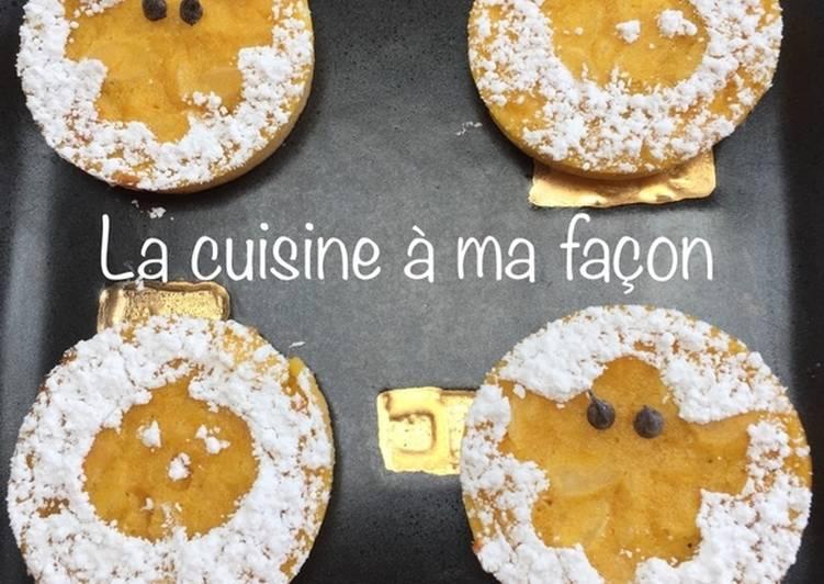 Recette Savoureux Gâteaux Citrouille