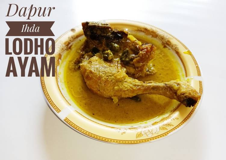 Lodho Ayam #PekanInspirasi