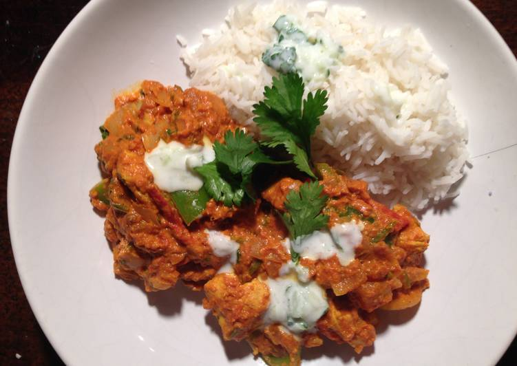 Easiest Way to Make Super Quick Homemade Chicken Tikka Massala