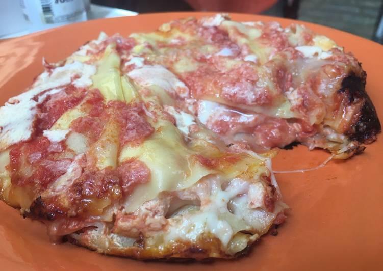 Recipe: Perfect Lasagna rapida in padella