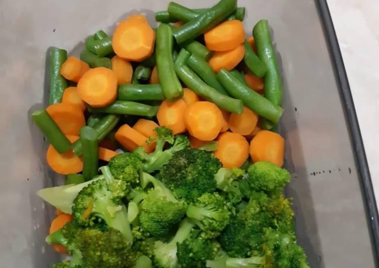Sayur Frozen Sehat