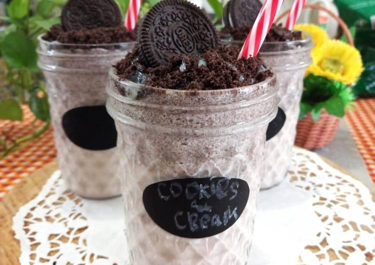 Ice cookies & cream