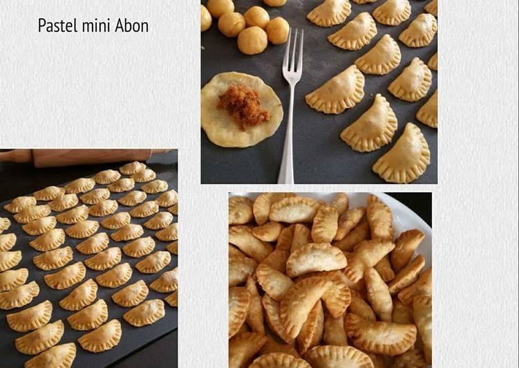 Pastel Mini Abon