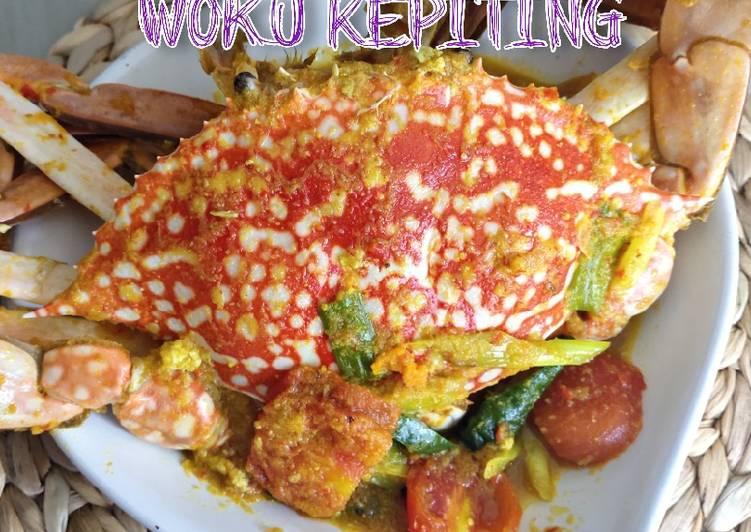 Kepiting Woku