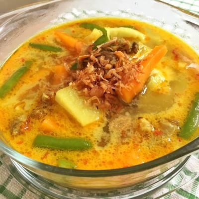 Resep Sayur Kari Oleh Adisti Astarina Cookpad