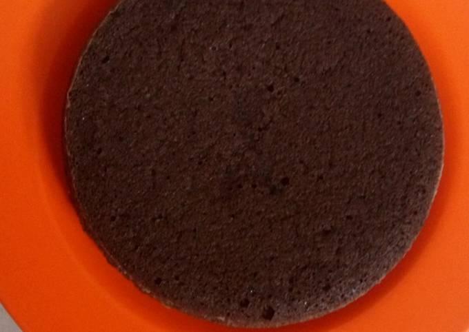 Langkah Mudah Membuat Bolu coklat kukus sederhana Anti Gagal