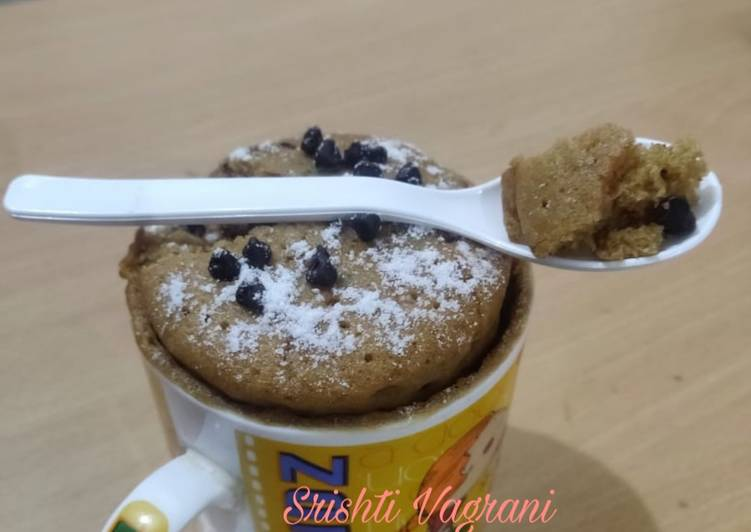 Grandmother's Dinner Ideas Winter Dalgona mug coffee cake