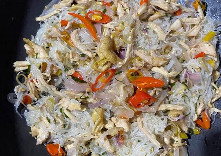 Resep Ayam Kampung Sambal Matah Anti Gagal