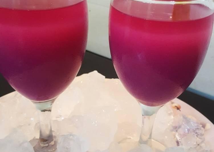 Delicious Java plum juice | jamun juice