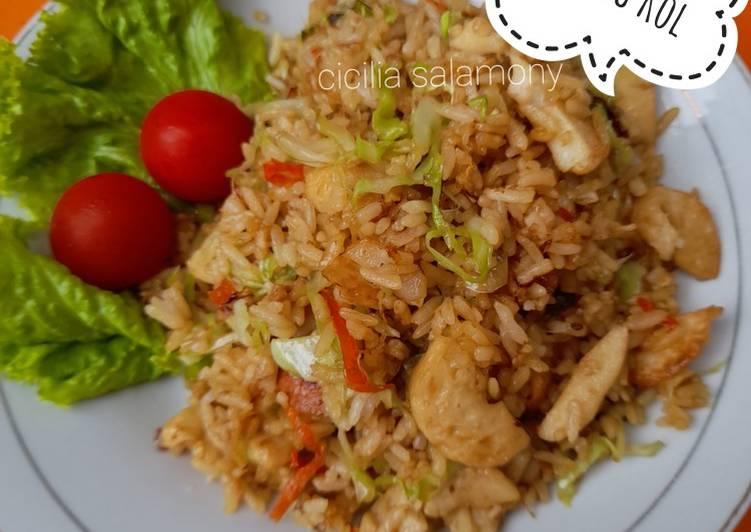 Nasi Goreng Kol
