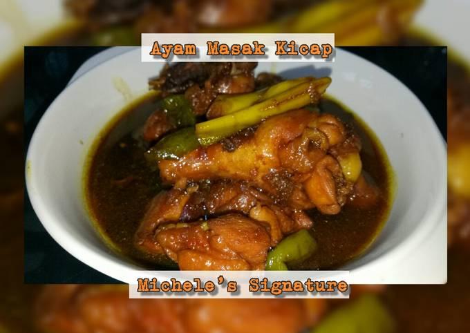 Ayam Masak Kicap Michele's Signature