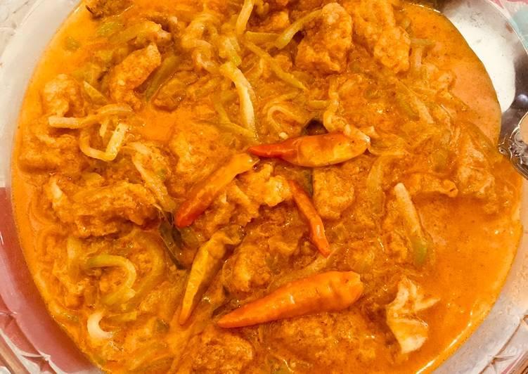Sambal Goreng Jipang Nasi Ayam Semarang