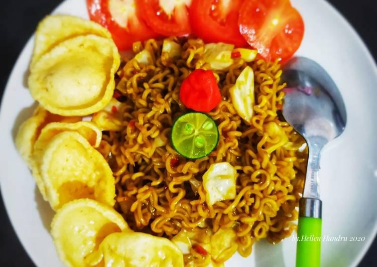 Resep Indomie Goreng Tumis Favorit