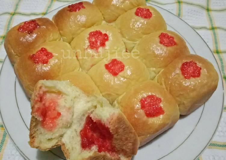 Roti selai strobery