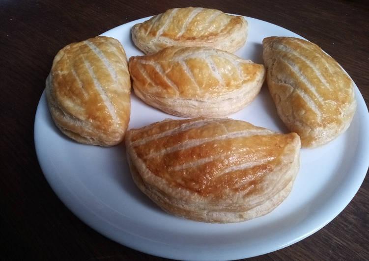 recette Chaussons aux pommes délicieux