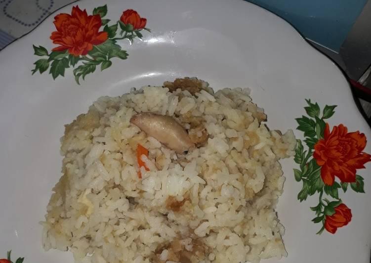 Nasi rice cooker KFC