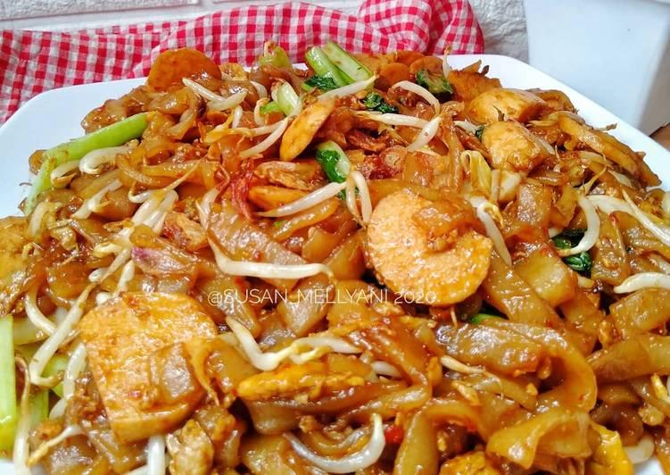 Kuetiaw goreng