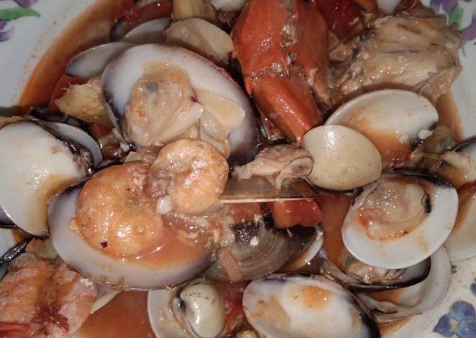Seafood seger